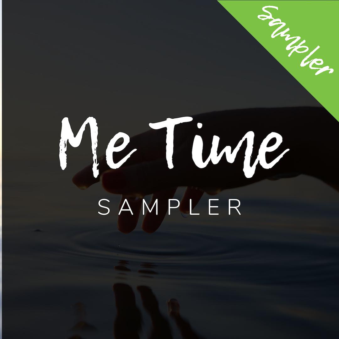 Me Time Sampler Package